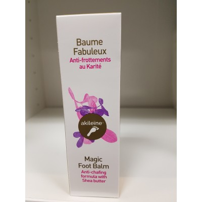 Baume fabuleux anti-frottements