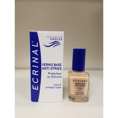 ECRINAL Vernis Base Anti-Stries