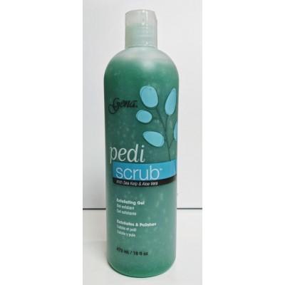 Gel exfoliant Pedi-Scrub Gena