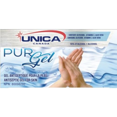 Gel antiseptique pour les mains PurGel