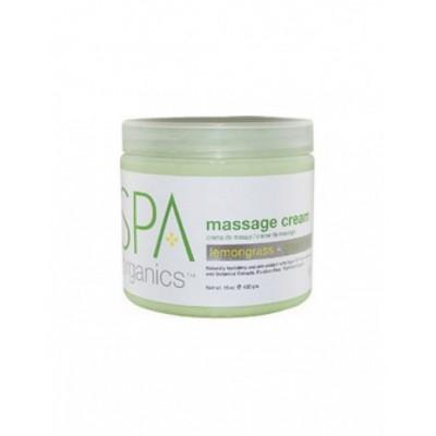 Crème de massage Citronnelle et Thé Vert