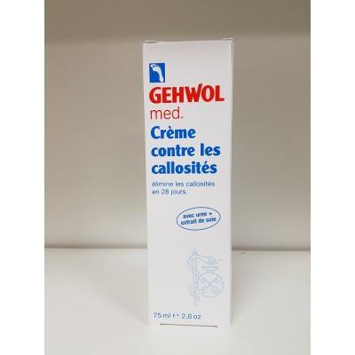 Crème MED contre les callosités
