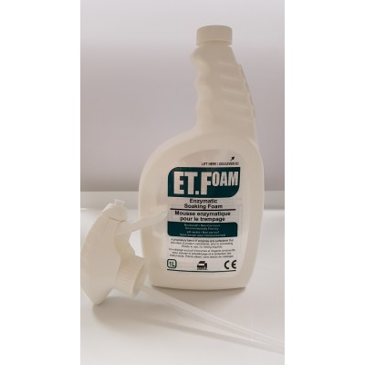 ET Foam mousse enzymatique