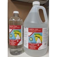 Nettoyant de surface chloré Hissol-1200